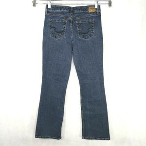 Levi Strauss Signature At Waist Bootcut Jeans